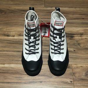 HUNTER for Target Rain Sneakers